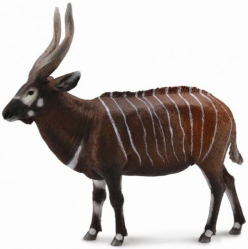 Collecta 88809 Bongo Antilope 12 cm Wildtiere