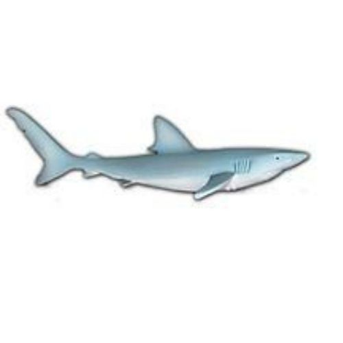 Maia and Borges 13006 blue shark 15 cm series sea animals