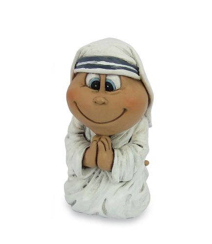 Les Alpes 015 72255 Mother Teresa 7,5 cm synthetic resin Funny Decoration Series VIIIP