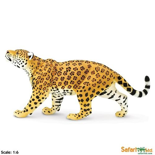 Safari Ltd 100034 Jaguar 26 cm Serie Wildtiere