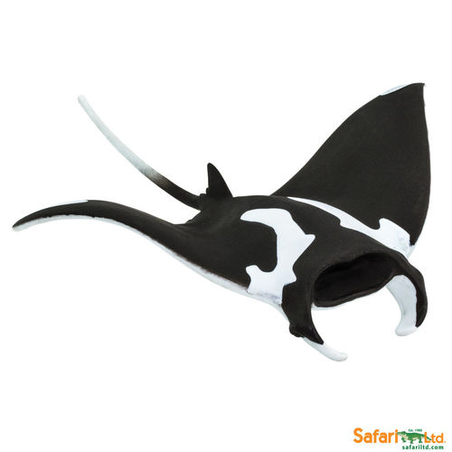 Safari Ltd 100096 Mantarochen 14 cm Wassertiere