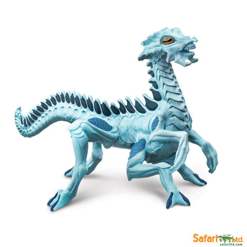 Safari Ltd 100065 Alien Drache 16 cm Serie Mythologie
