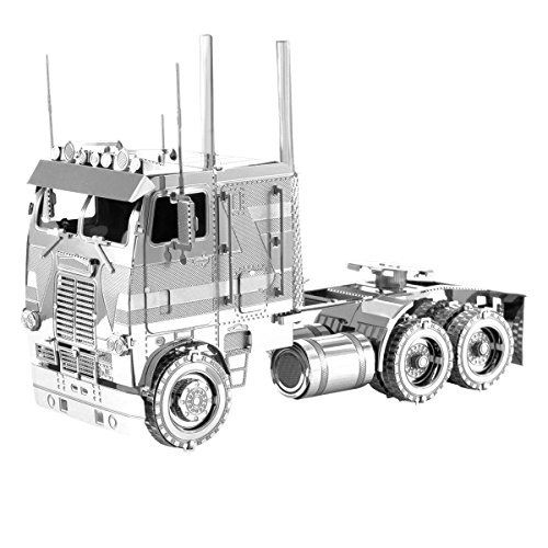 Metal Earth 1145 LKW COE Truck 3D-Metall-Construction