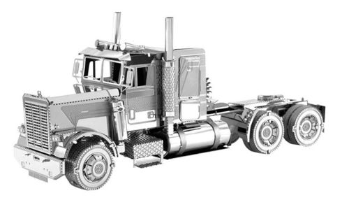 Metal Earth 1144 LKW Long Nose 3D-Metall-Construction