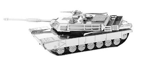 Metal Earth 1206 M1 Abrams Tank 3D-Metall-Construction