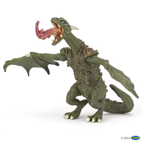 Papo 36006 dragon (movable wing) 13 cm Fantasy