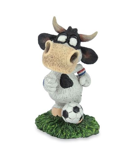 Les Alpes 014 81514 soccer player 11 cm synthetic resin Funny Decoration Series Bull Berni