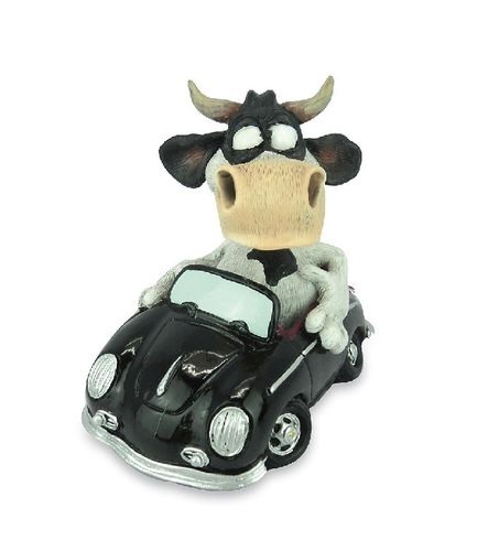 Les Alpes 014 81517 racing driver 10 cm synthetic resin Funny Decoration Series Bull Berni