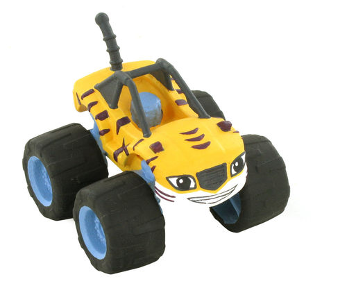 Comansi 99624 Stripes 6 cm aus Blaze and the Monster Machines