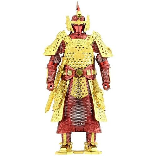 Metal Earth 1141 Armor Chinese 3D-Metall-Construction original