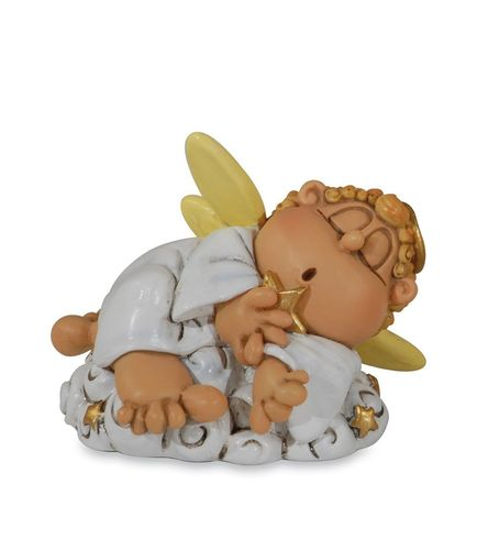 Les Alpes 014 92454 Angel sleeping 8 cm synthetic resin Funny Decoration Series Angel