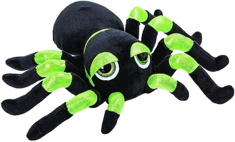 Tarantula Stuffed Animal, Suki 14391 Tarantula Spider Green Black 22 Cm Soft Toy Peepers Li L