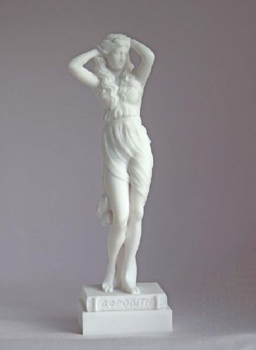 Maska 3-792W Aphrodite 16 cm alabaster white series god