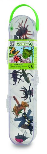 Collecta A1106-C Mini Insects and Spider Box Tubos Insects