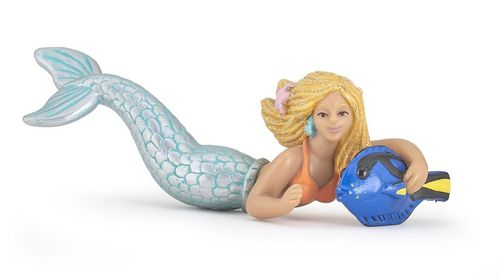Papo 39163 Floating mermaid 11 cm sagas and fairy tales