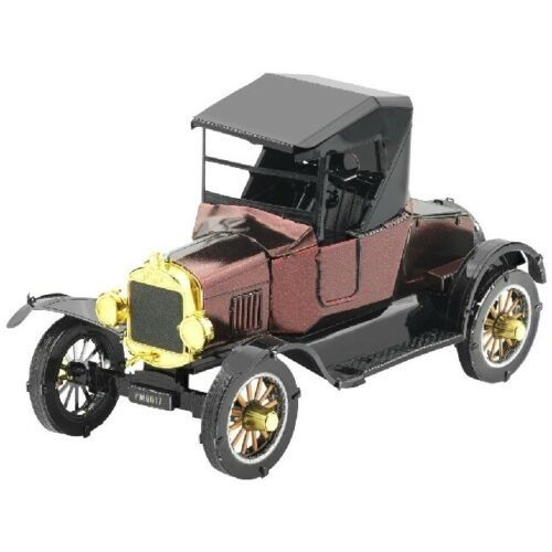 Metal Earth 1207 Ford - 1925 Ford Turnabout 3D metal kit original Metal Earth
