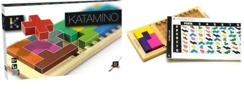 Gigamic Katamino wooden game by Gigamic